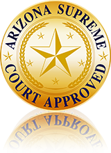 State seal approval certification